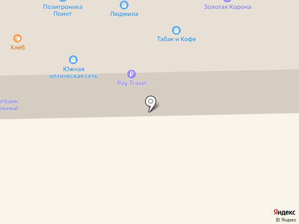 Чистюля на карте Батайска