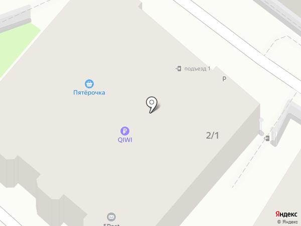 ГРАВИТИ на карте Сочи