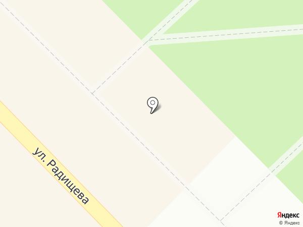AnyRose на карте Рязани