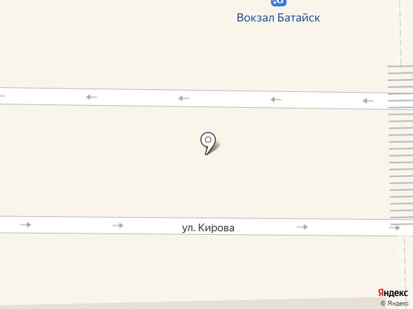 Tele2 на карте Батайска