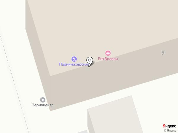 Хинкали на карте Ростова-на-Дону