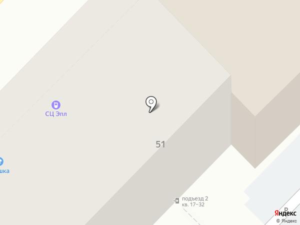 RznProject на карте Рязани