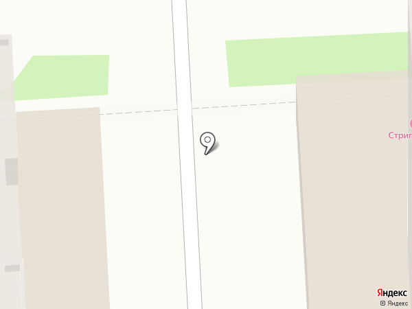 Отвертка на карте Ростова-на-Дону