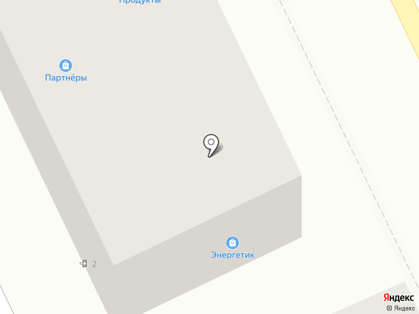 Точка на карте Ростова-на-Дону