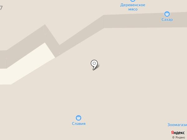 Айкрафт на карте Батайска