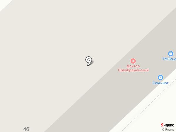 Край на карте Рязани