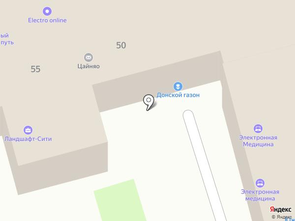 ЧистоДел на карте Ростова-на-Дону
