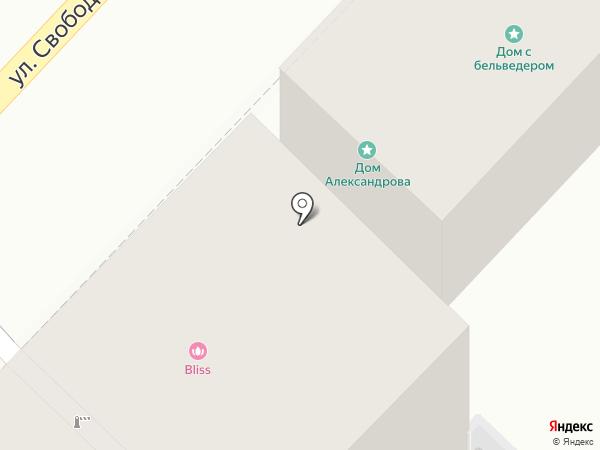МАМлыши на карте Рязани