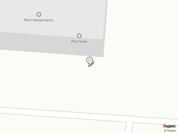 Ростмаш на карте Батайска