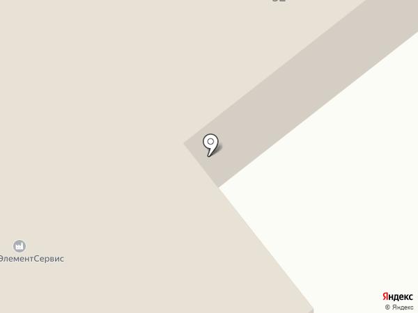 Порт Рязань на карте Рязани