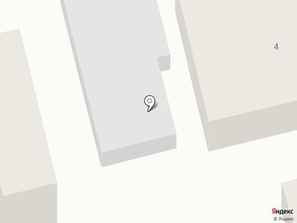 ИСК Евро-Полис на карте Ростова-на-Дону