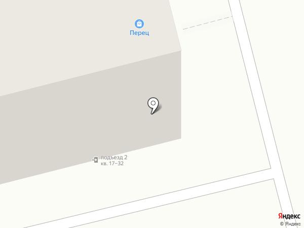 Перец. Товары для взрослых на карте Рязани
