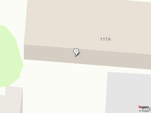 Таймас на карте Ростова-на-Дону