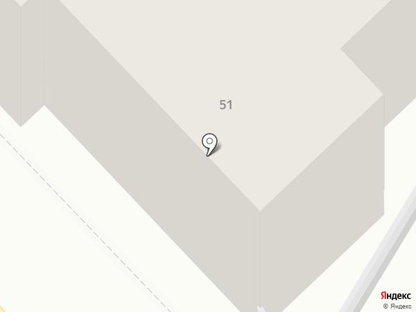 ПиРог на карте Рязани