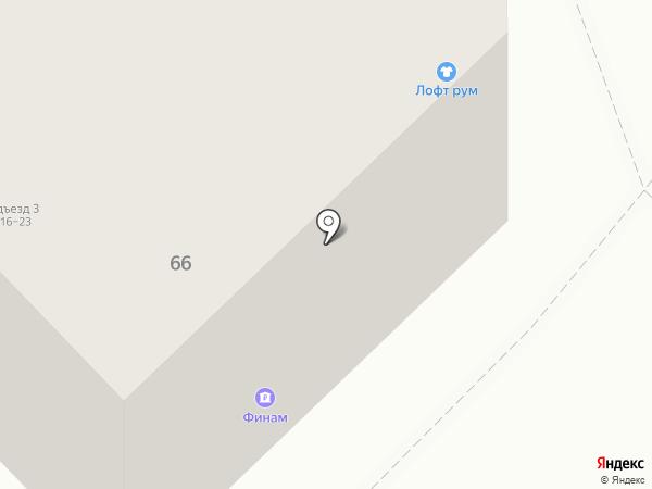 МаксиМ на карте Рязани