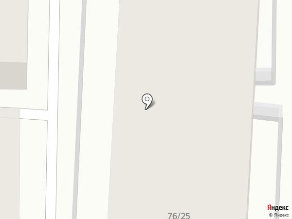 Аджиева О.В. на карте Сочи