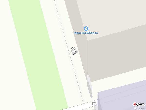 Кристалл Лефортово на карте Рязани