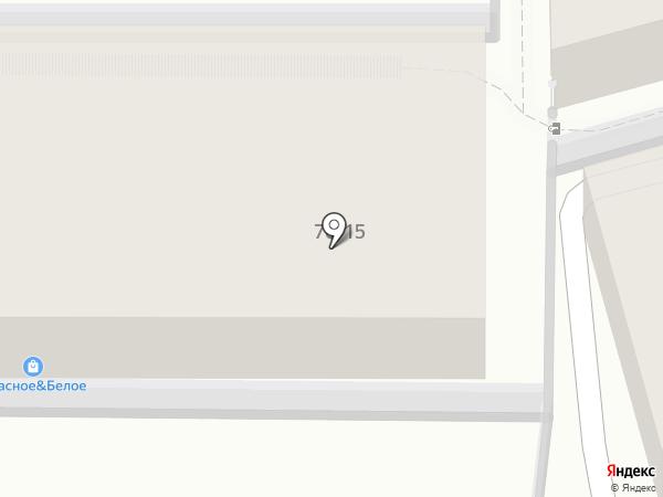 Арезона на карте Сочи