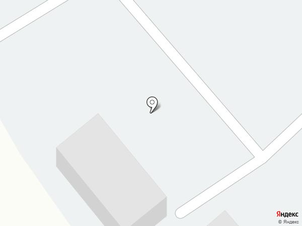Батир на карте Ярославля