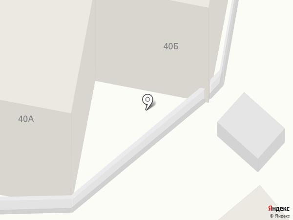 Контек ЮФО на карте Сочи