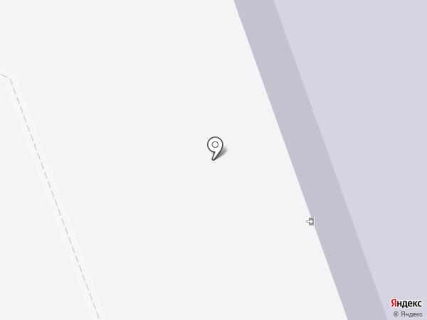 Средняя общеобразовательная школа №2 на карте Северодвинска
