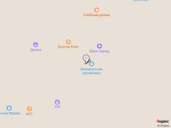 Жар Пицца на карте Ярославля