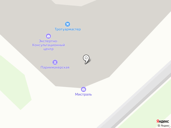 АПРО на карте Рязани