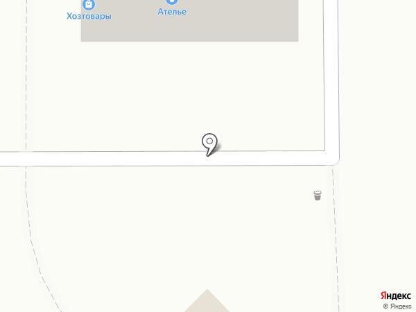 Шаурма house на карте Рязани
