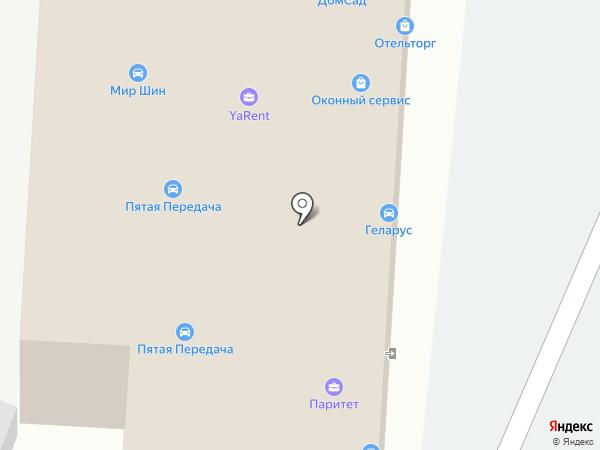 Лаура-Сочи на карте Сочи