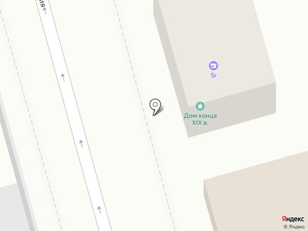 Астэк на карте Ростова-на-Дону