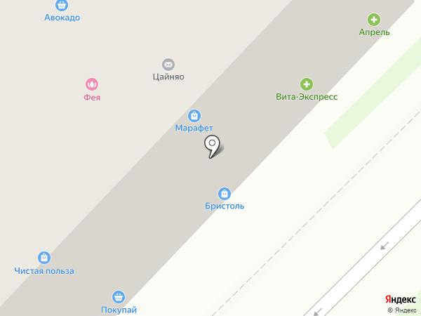 Ока-Таврия-Ланос на карте Рязани