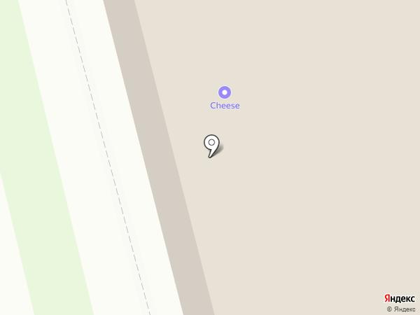 РомаянА на карте Рязани