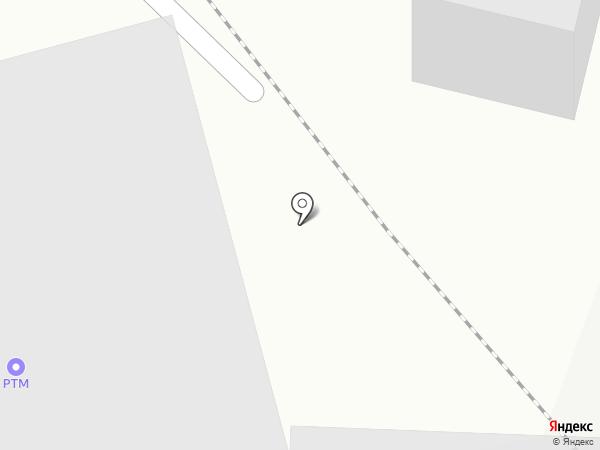 РТМ на карте Батайска