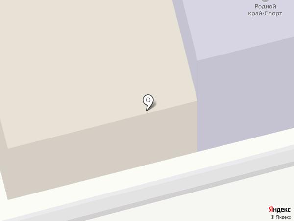 Федерация борьбы самбо на карте Рязани