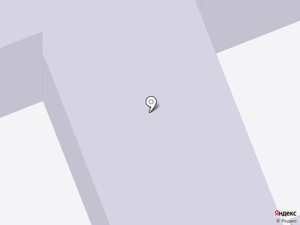 Детский сад №88, Антошка на карте Северодвинска