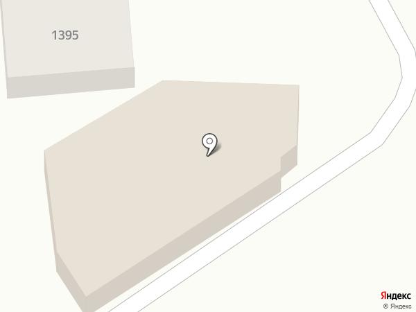 Гостевой дом на карте Батайска