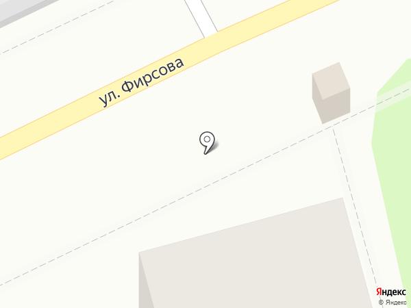 Роспечать на карте Рязани