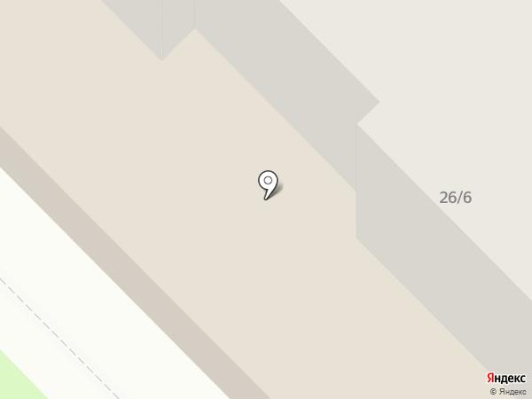 Информационно-аналитический центр культуры и туризма на карте Рязани
