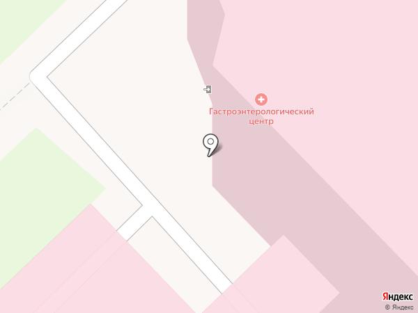Городская клиническая больница №4 на карте Рязани