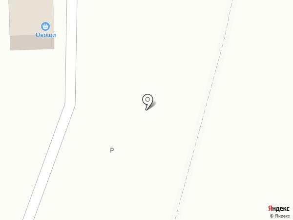 Станция напитков на карте Ростова-на-Дону