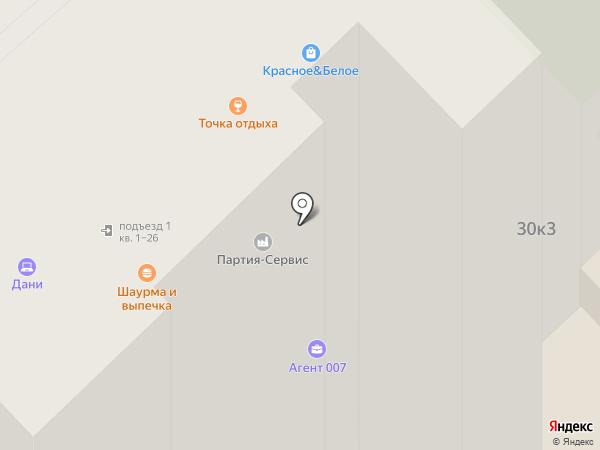 ИнтерСтрой на карте Ярославля