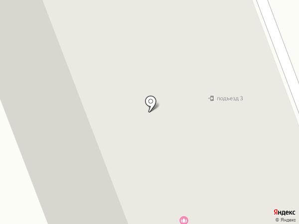 Грата на карте Северодвинска
