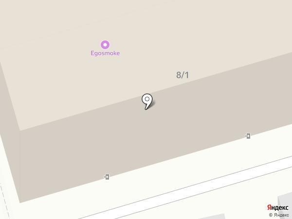 Квадро-Лоджистик на карте Ростова-на-Дону
