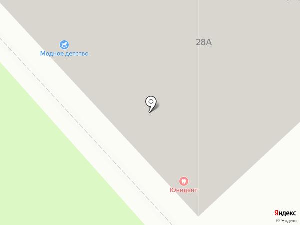 UNIDENT на карте Ярославля