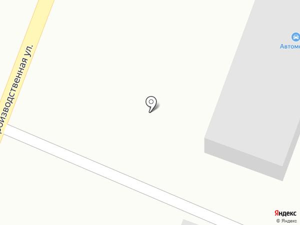 CarWash на карте Батайска