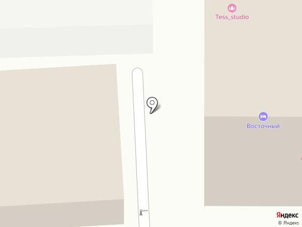 Рыбка моя на карте Батайска