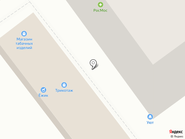 Магазин мебели на карте Батайска