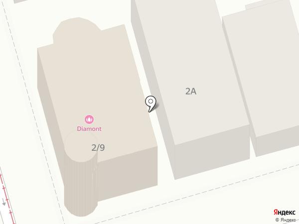 Таймсил на карте Ростова-на-Дону