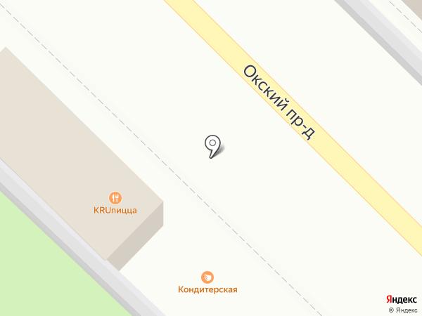Шаурма Хаус на карте Рязани