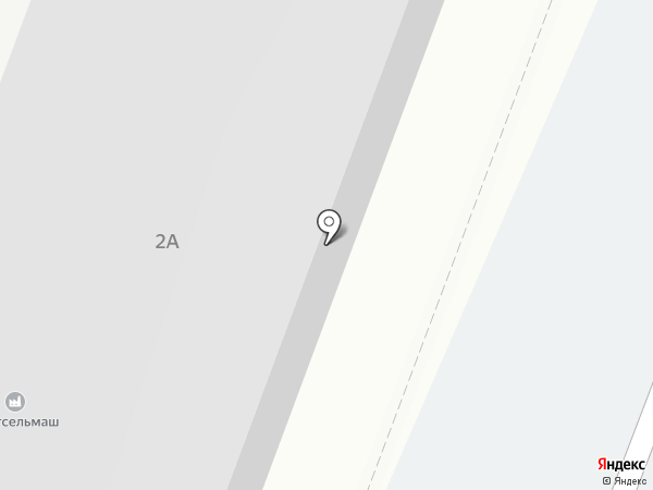Дельта-НД на карте Ростова-на-Дону